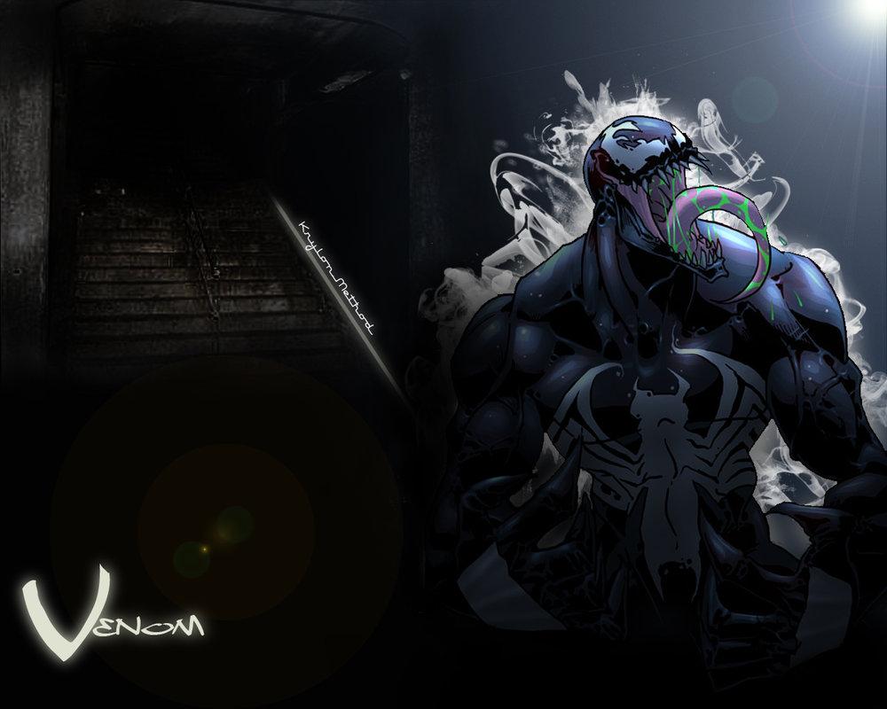 Venom wallpaper by Krylon Method 1000x800