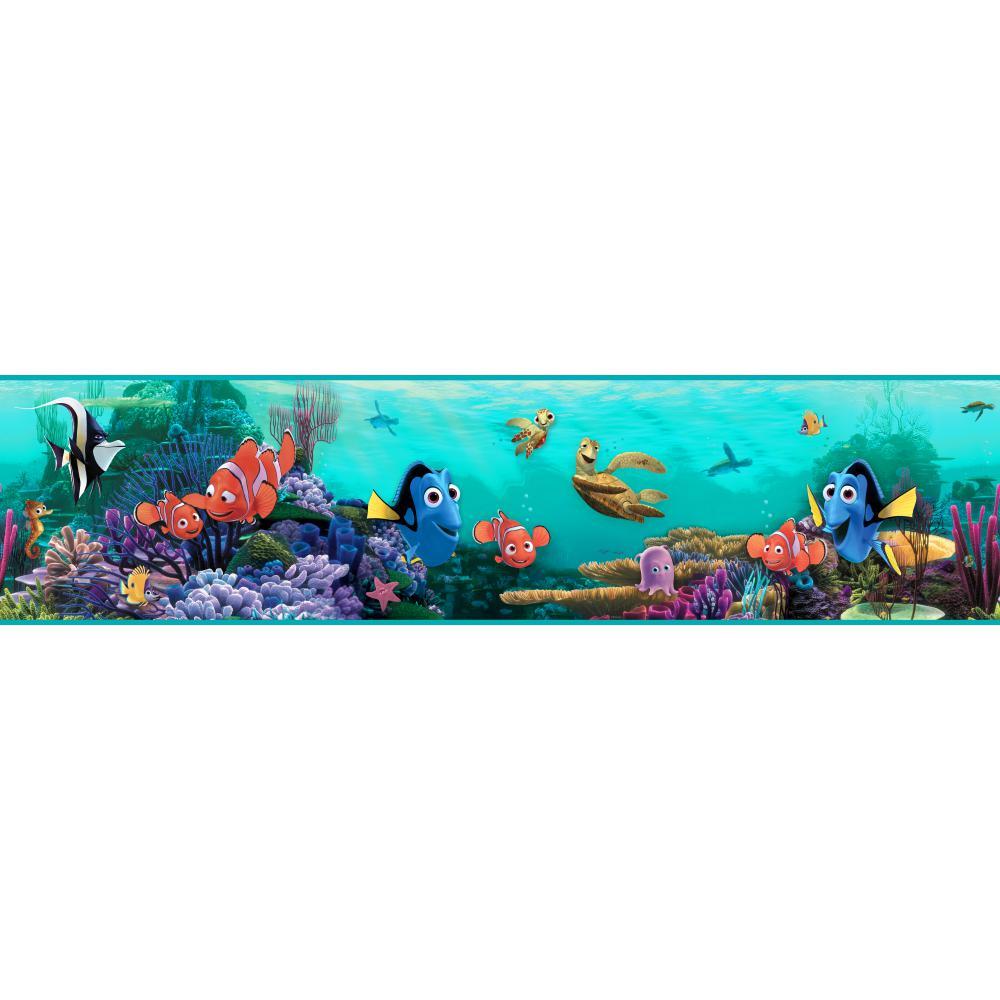 43 Tropical Fish Wallpaper Borders On Wallpapersafari