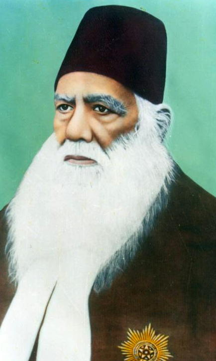 an essay on sir syed ahmed khan Contribution of sir syed ahmed khan towards muslim education july 15, 2010 q1 describe the contribution of sir syed ahmed khan towards muslim education sir syed's (1817-98) contribution towards muslim education perhaps the muslims of the sub-continent owe their greatest gratitude to syed ahmed khan he flourished in the second half of the 19th century.
