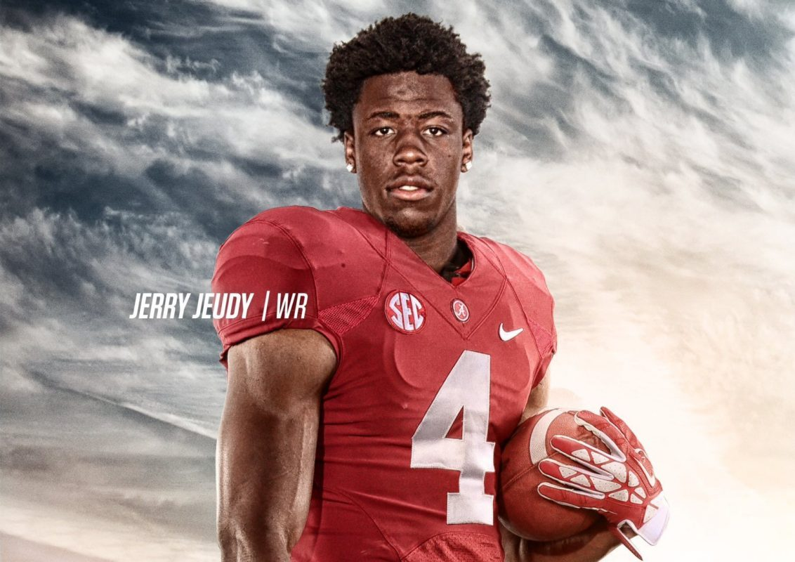 The Pipeline Continues Ridley Reacts   Touchdown Alabama 1132x800