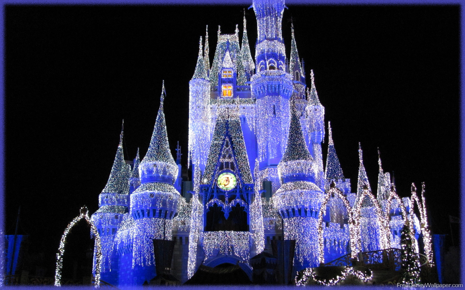 Disney Christmas Wallpaper and Screensavers 57 images 1920x1200