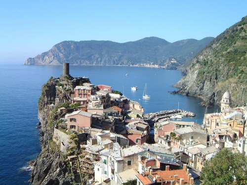 Screensaver Screensavers   Download Cinque Terre Italy Screensaver 500x375