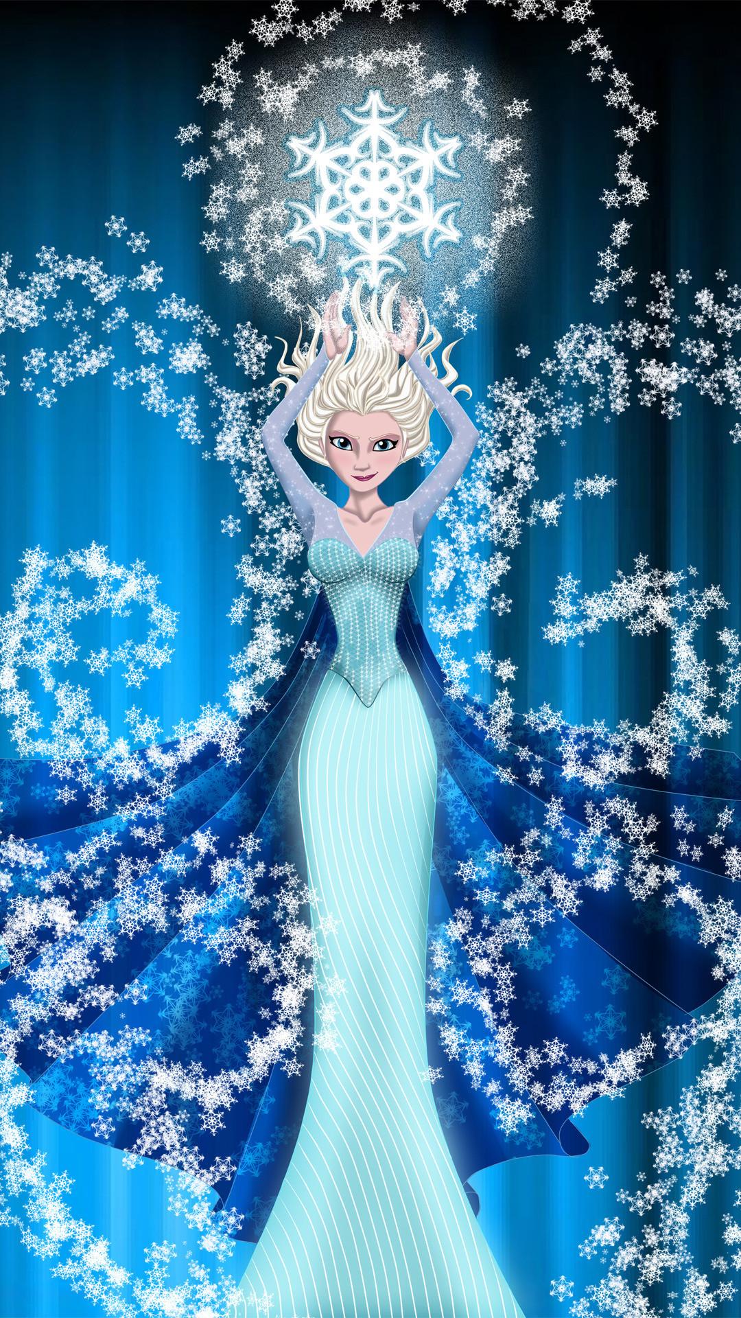 Frozen Elsa Expressions Wallpaper   HD Wallpaper Collection   HD 1080x1920