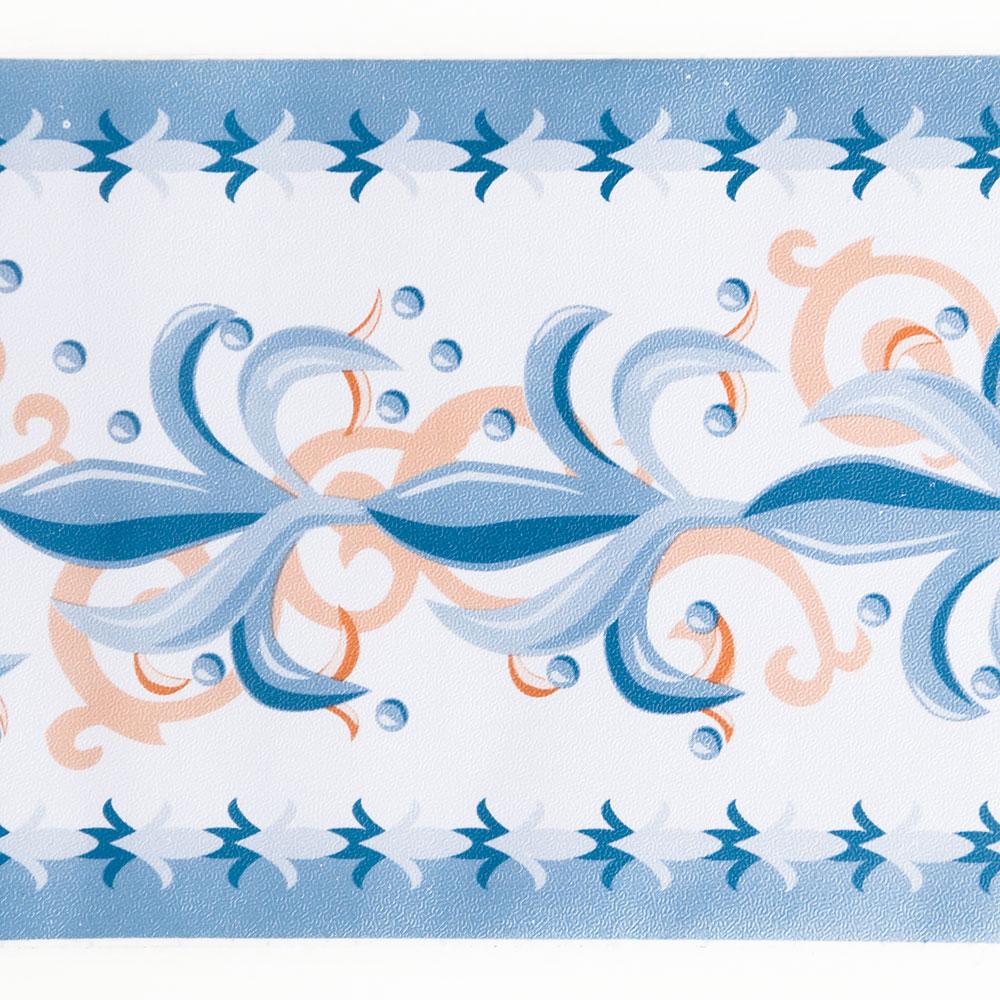 Agapanthus   Self Adhesive Wallpaper Borders Home Decor Sample 1000x1000