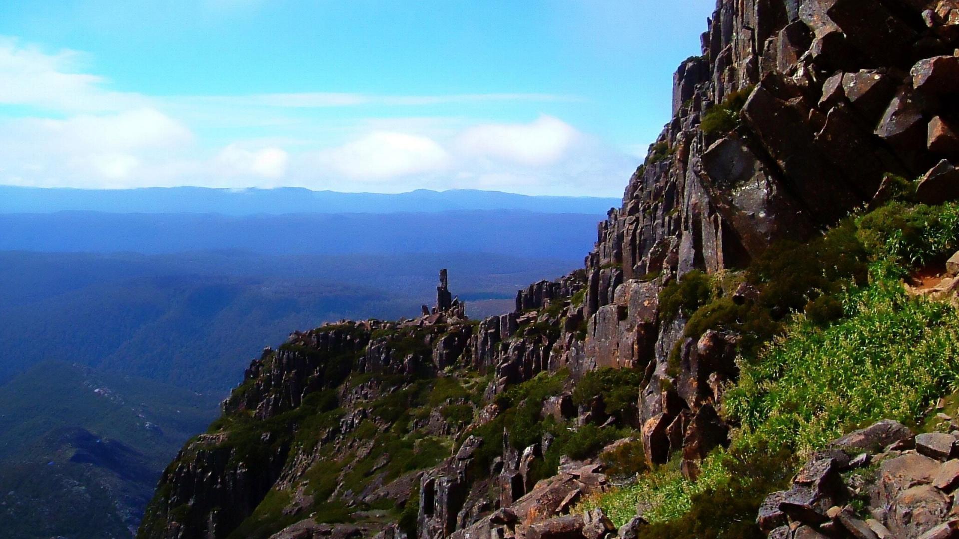 1080P HD Mountain Wallpaper