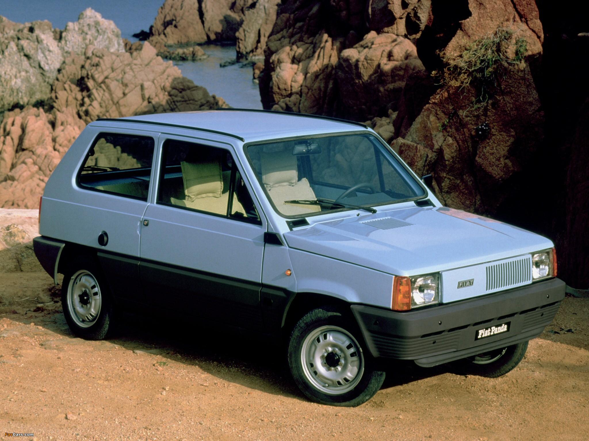 Fiat Panda 45 141 198084 wallpapers 2048x1536