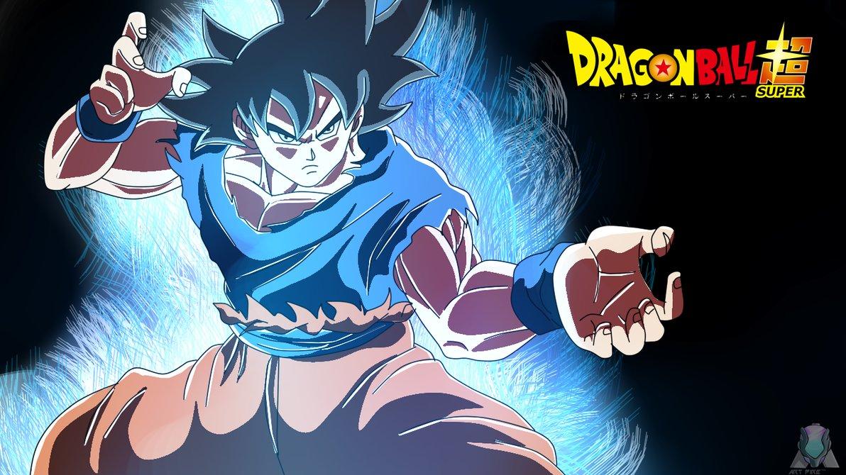 Goku Ultra instinct by ArtPire 1192x670