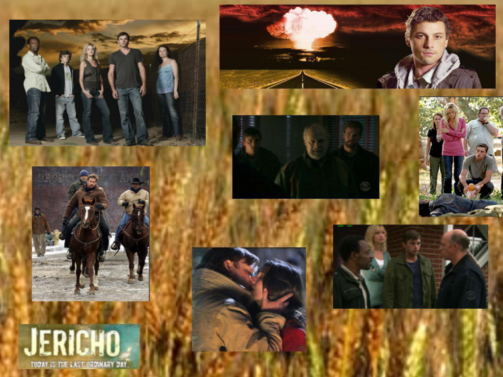 Jericho Wallpaper From The TV MegaSite 1024x768