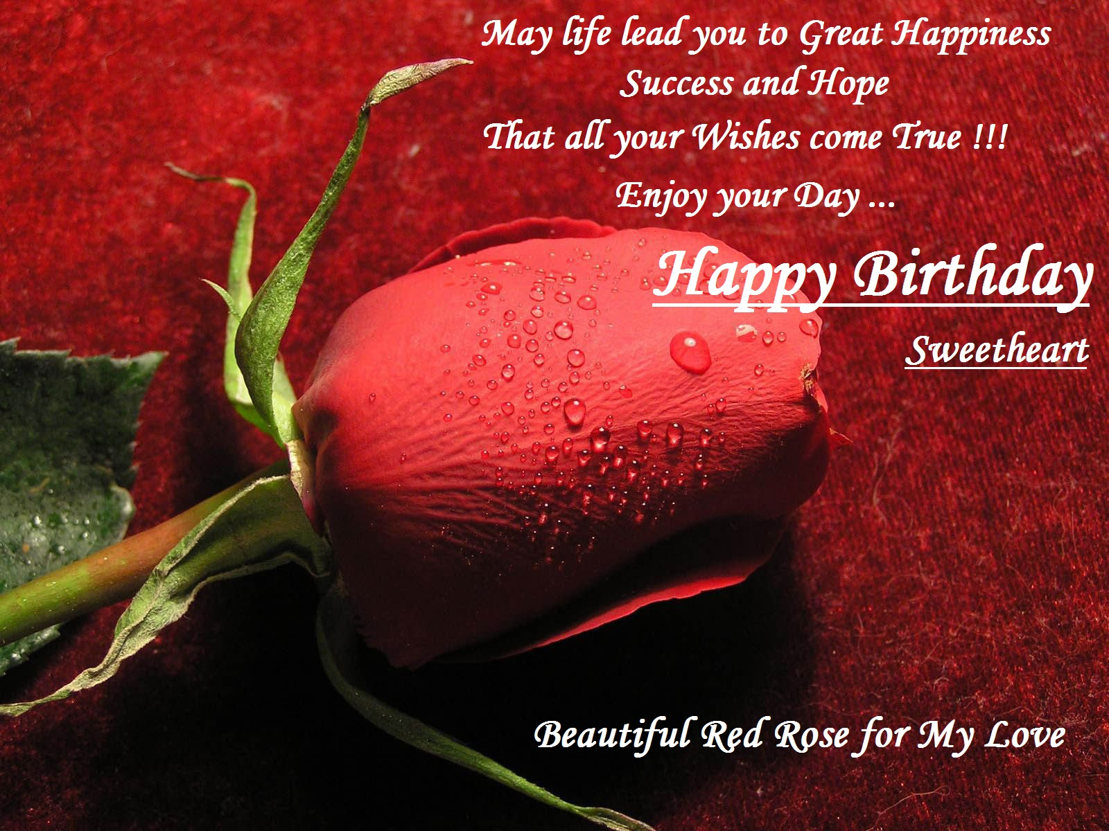 Birthday wallpapers Happy Birthday Birthday quotes download 1600x1200
