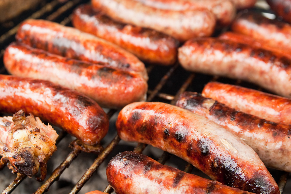 Gallery For Sausage Wallpapers 1000x667