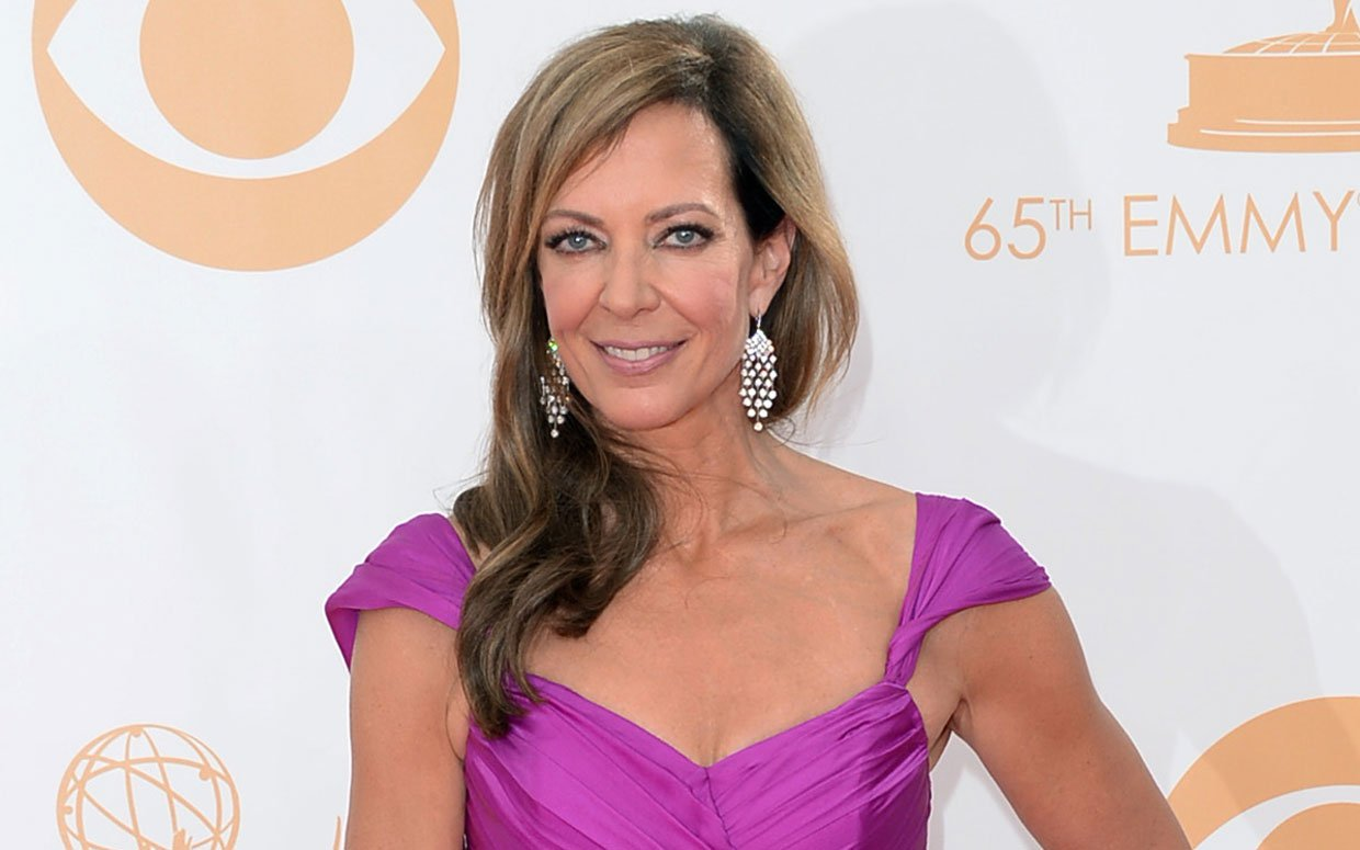 Allison Janney HD Desktop Wallpapers 7wallpapersnet 1240x775