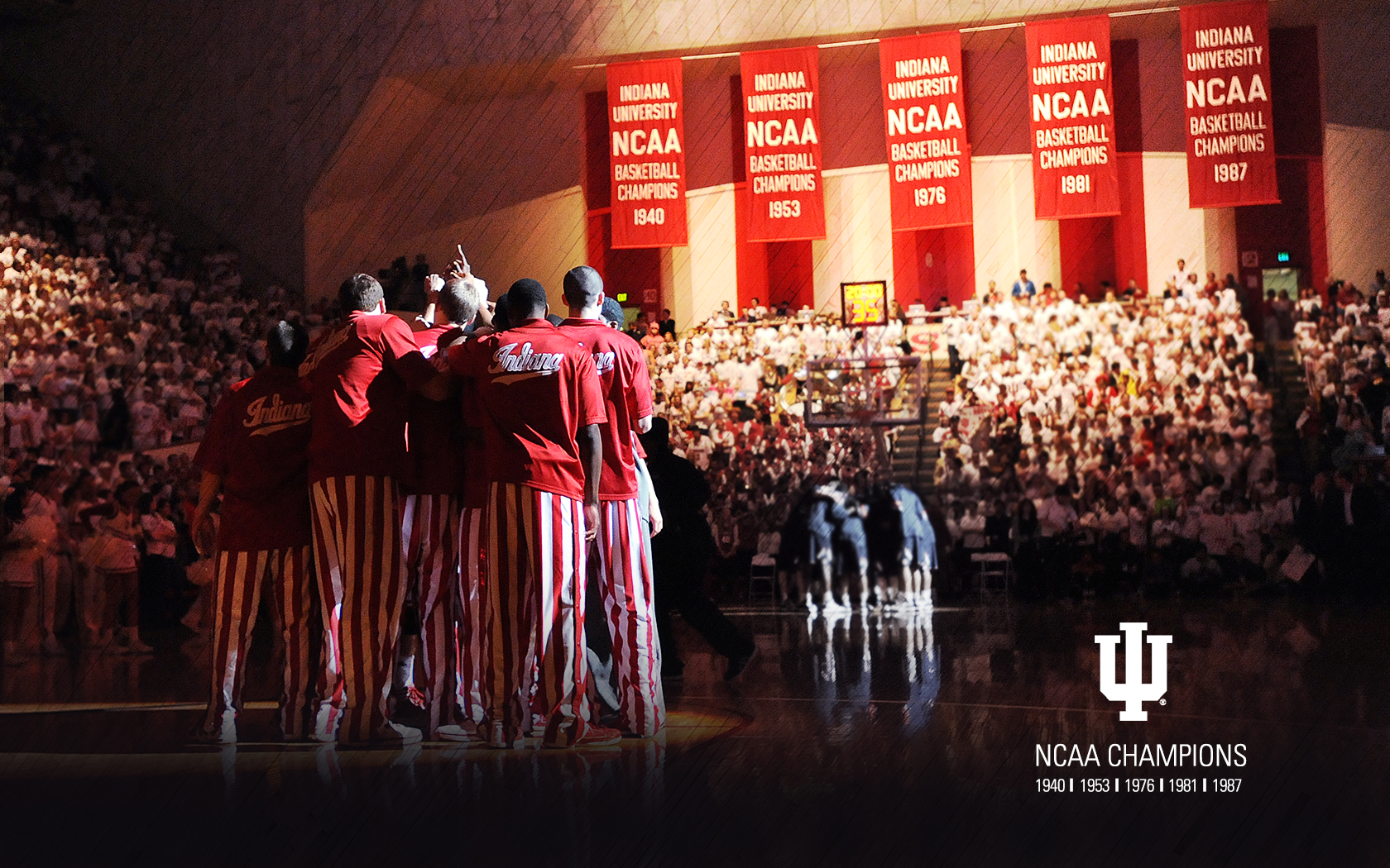 indiana university the basketball team went undefeated my senior year 1680x1050