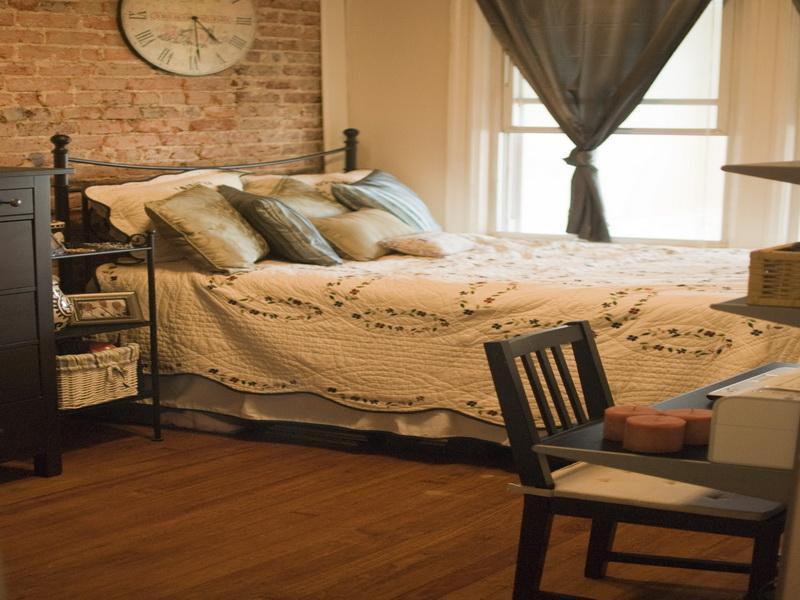 50+ Brick Wallpaper in Bedrooms on WallpaperSafari