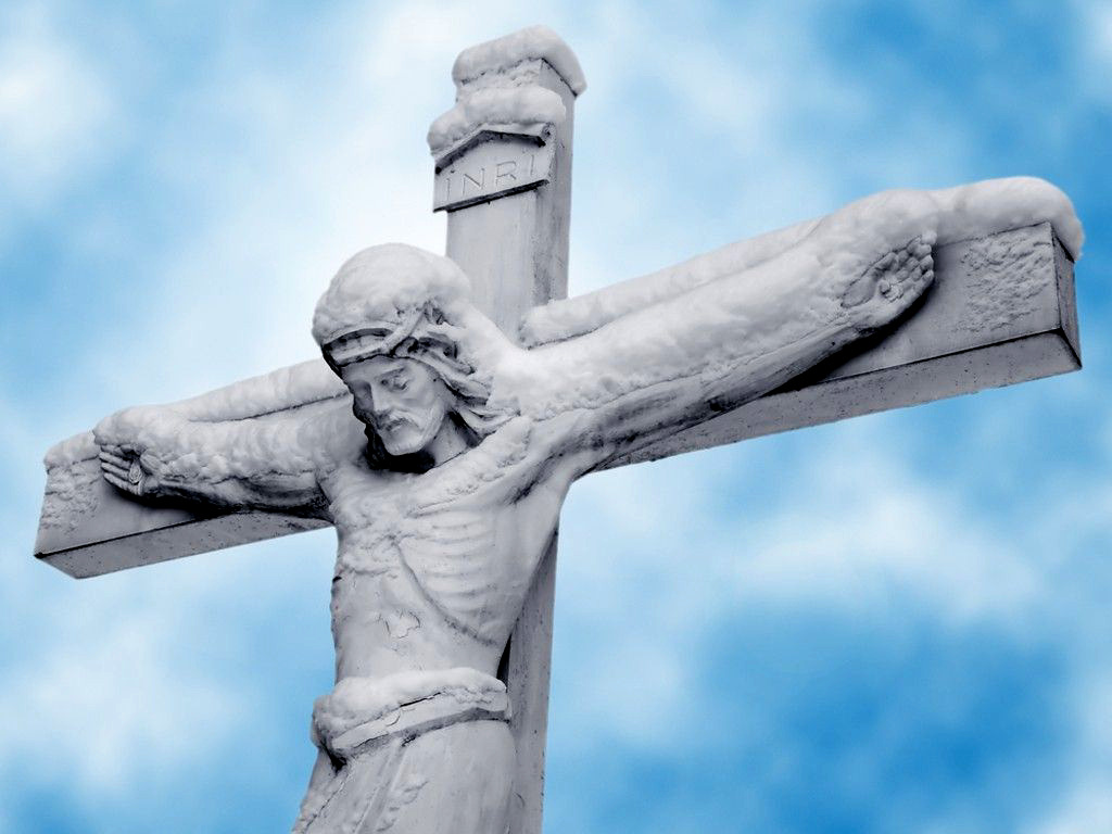 Jesus of Nazareth Crucifixion Photo Gallery 21   Wallpaper 1024x768