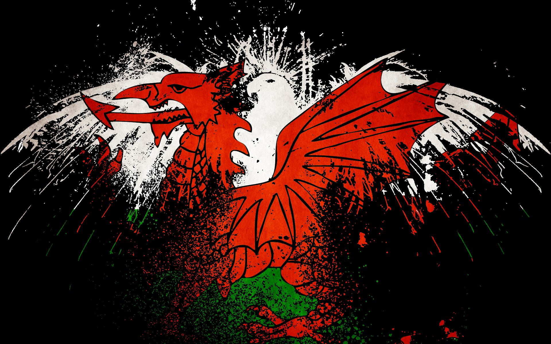 Real Welsh Flag Live Wallpaper Eead HWelsh Flag Wallpaper 1920x1200