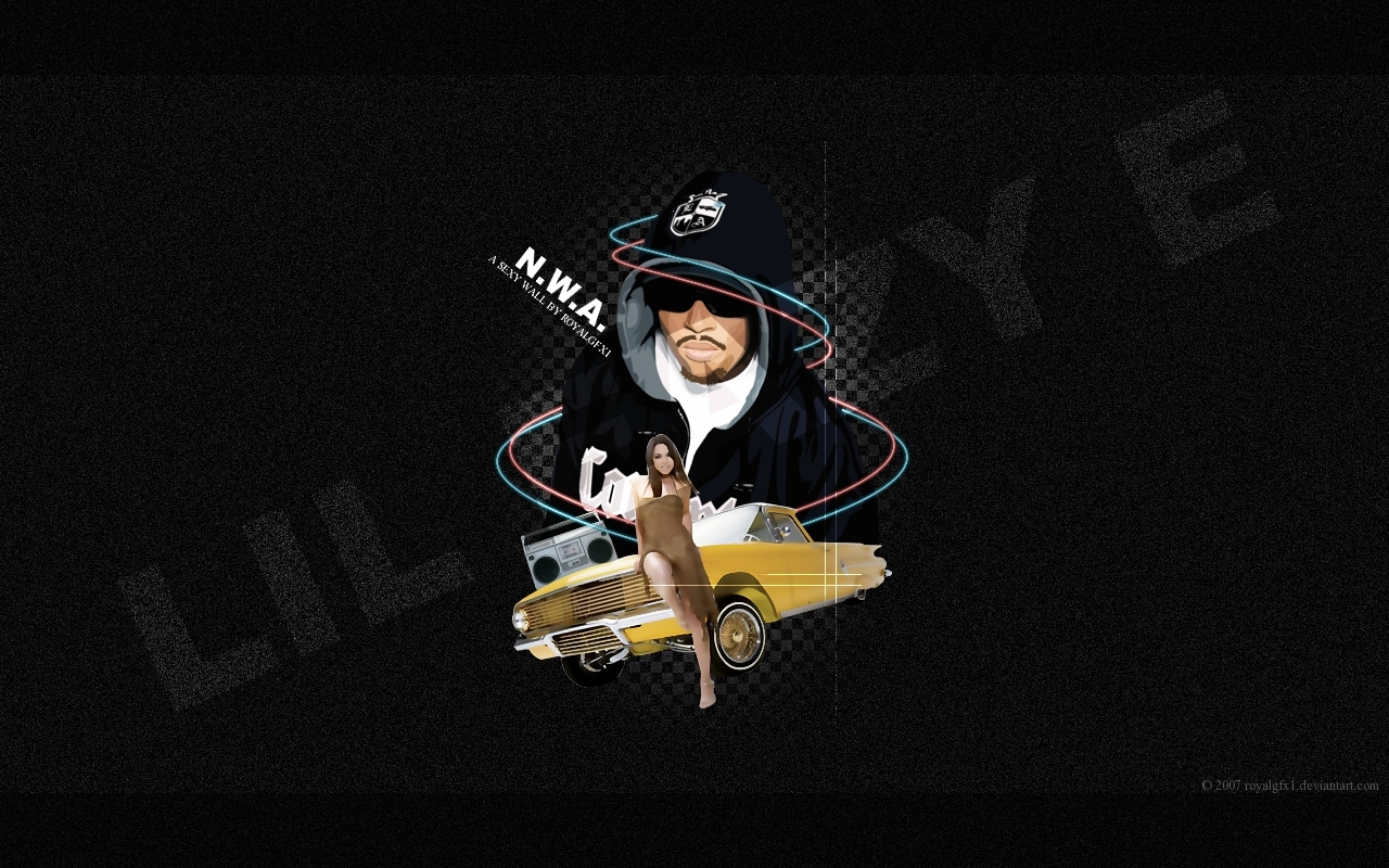 Lil Eazy E Wallpaper by royalgfx1 on deviantART 1280x800