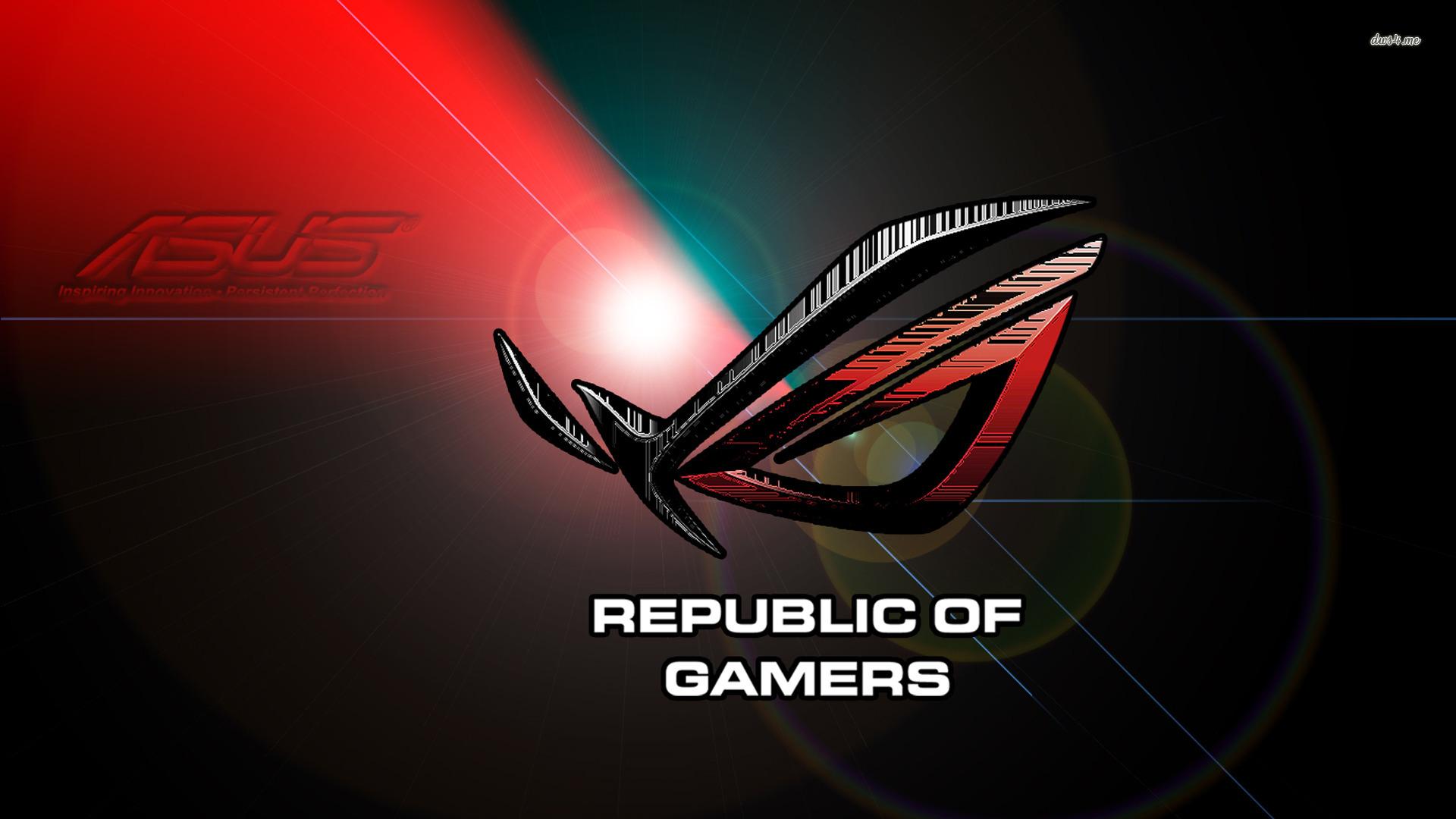 republic of gamers wallpaper HD 1920x1080