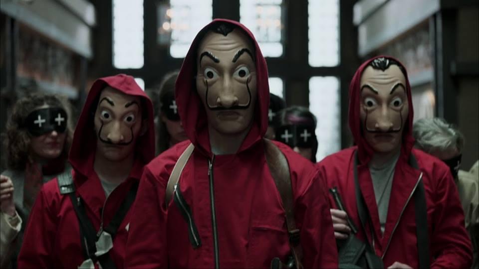 La Comic Con Colombia confirma vista de actor de La casa de papel 960x540