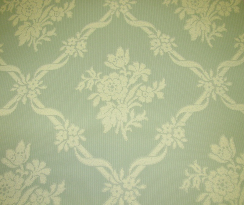 COLE AND SON GREEN CANTERBURY TRELLIS WALLPAPER  50 ROLL [cole and 800x671