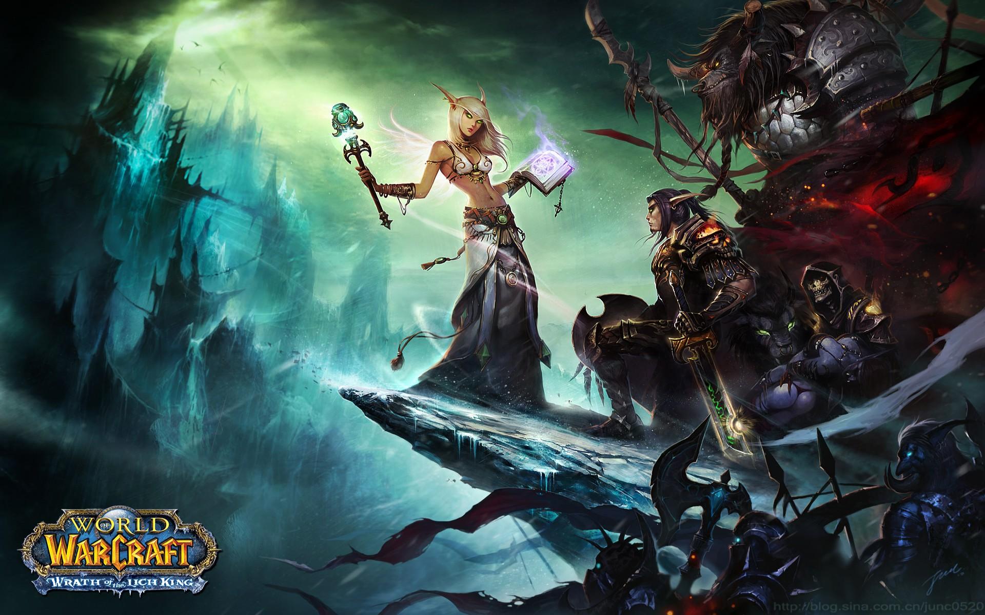 World of Warcraft HD Wallpapers   Album on Imgur 1920x1200
