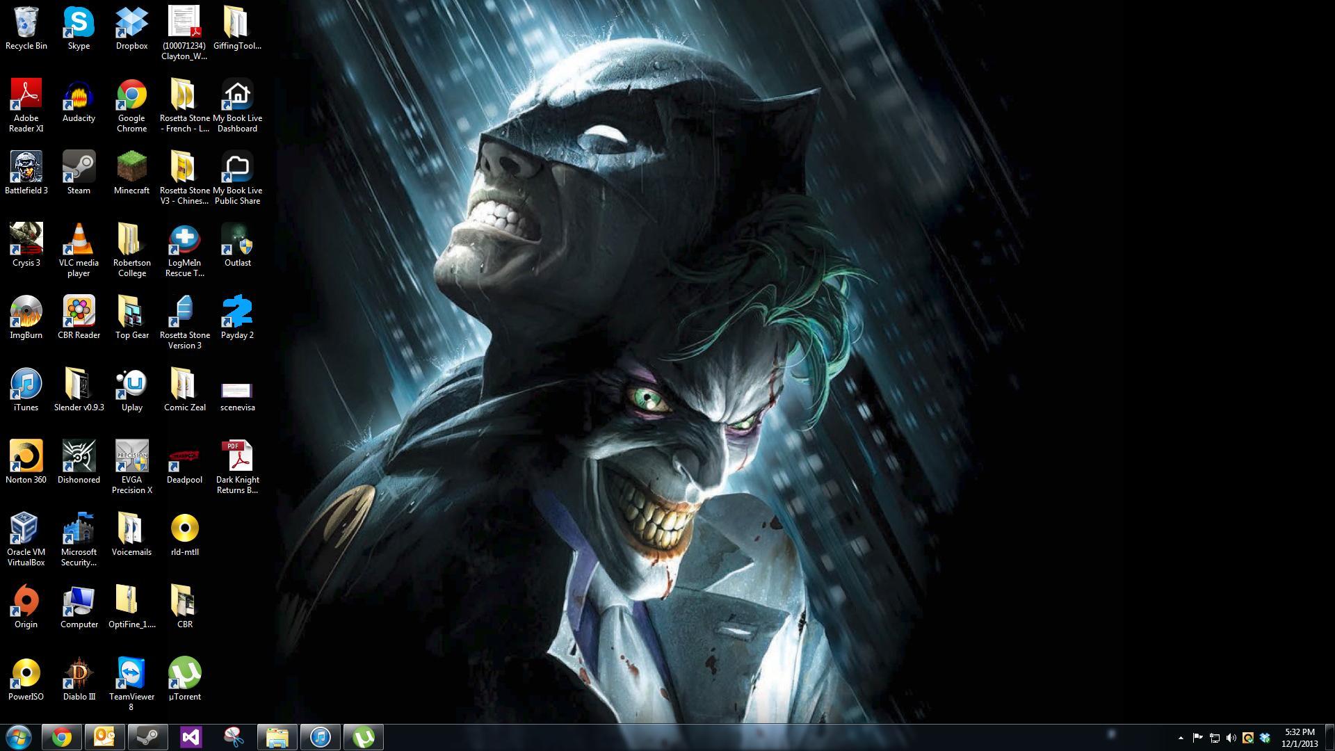 Dark Knight Returns Wallpaper - WallpaperSafari
