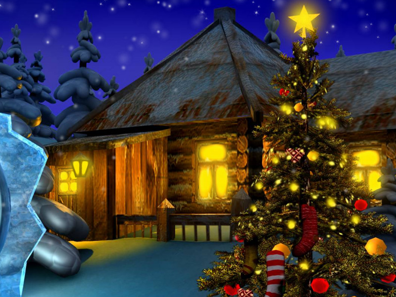 48 Christmas Lights Wallpapers And Screensavers On