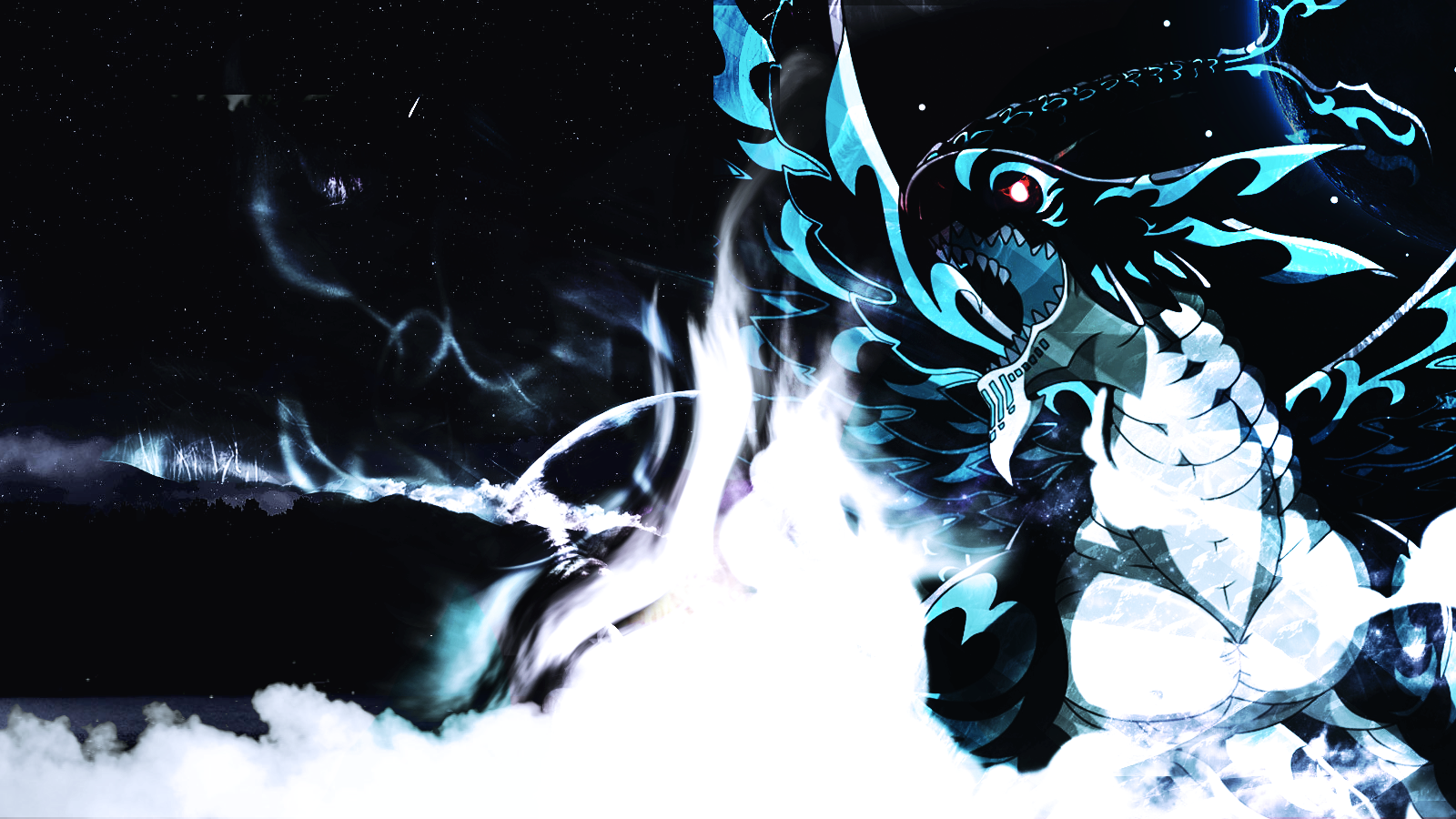 Fairy Tail Wallpaper Acnologia by masterdoom50 1600x900