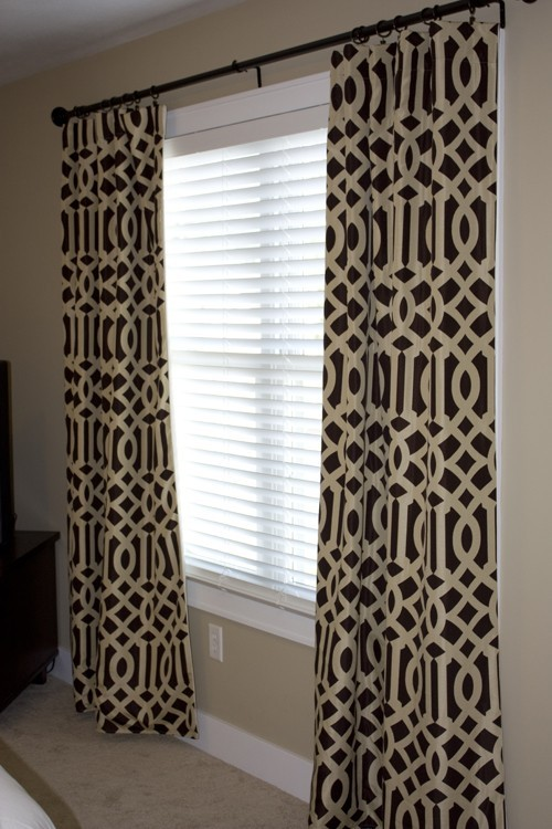 Designed To The Nines Dramatic Imperial Trellis Wallpaper Stencil 500x750