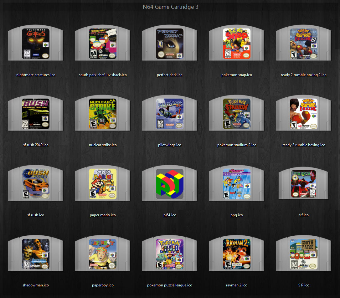 N64 Wallpaper - WallpaperSafari