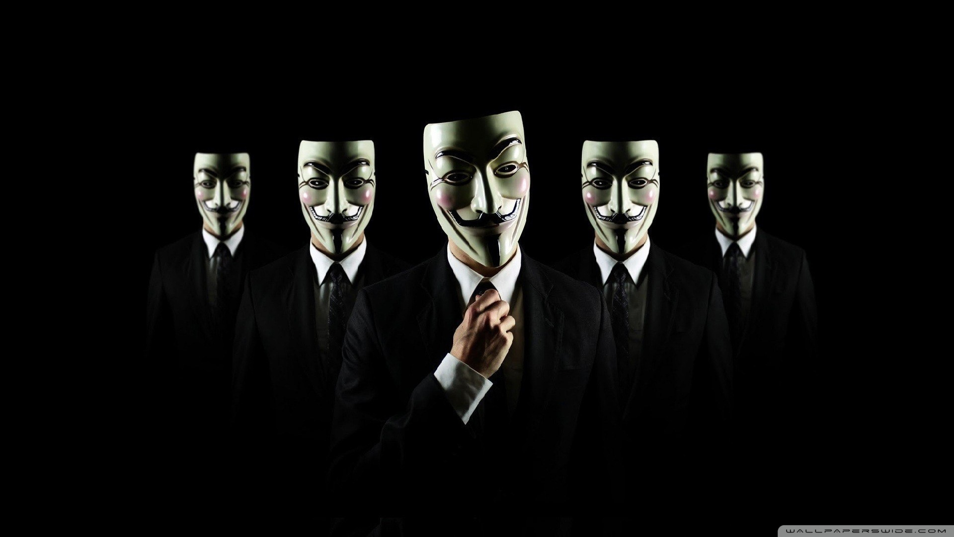 Anonymous Wallpaper HD 1920x1080 ImageBankbiz 1920x1080