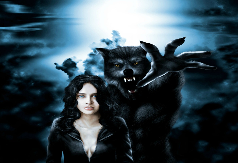 Dark Werewolf Wallpaper 1313x902 Dark Werewolf 1313x902
