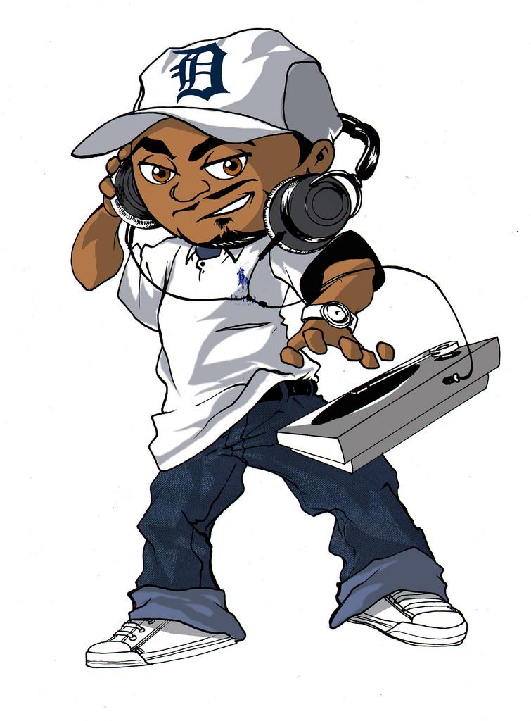 Cartoon DJ 755x1024