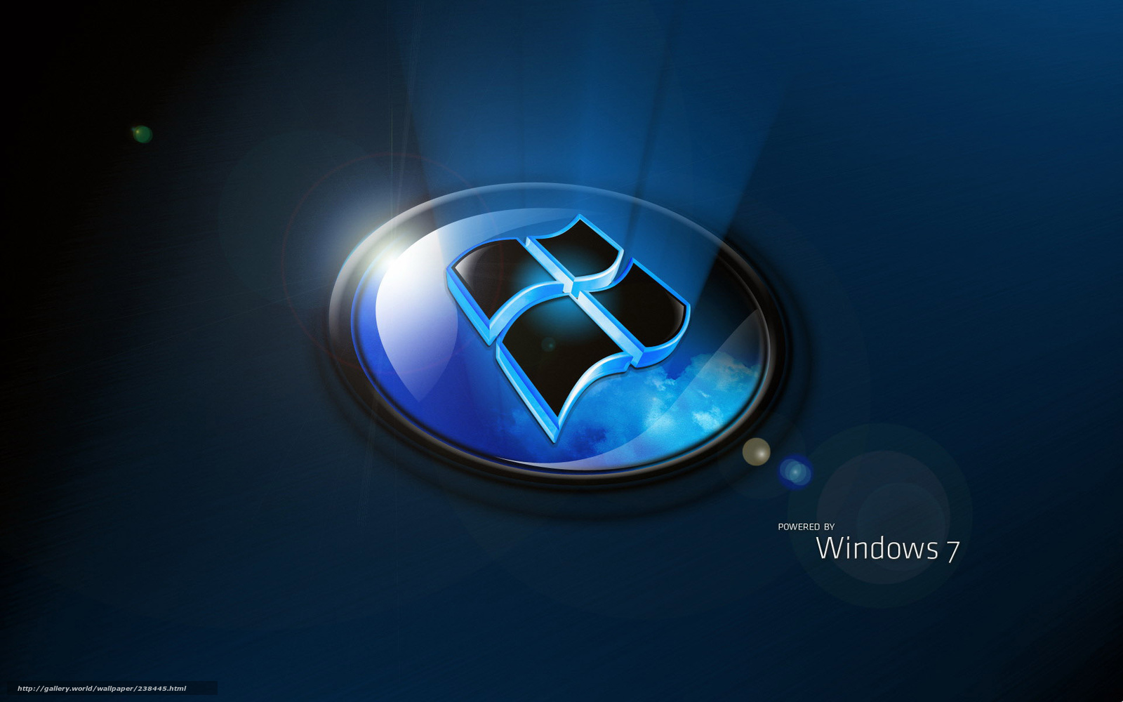 3d desktop wallpaper windows 7   wwwwallpapers in hdcom 1600x1000