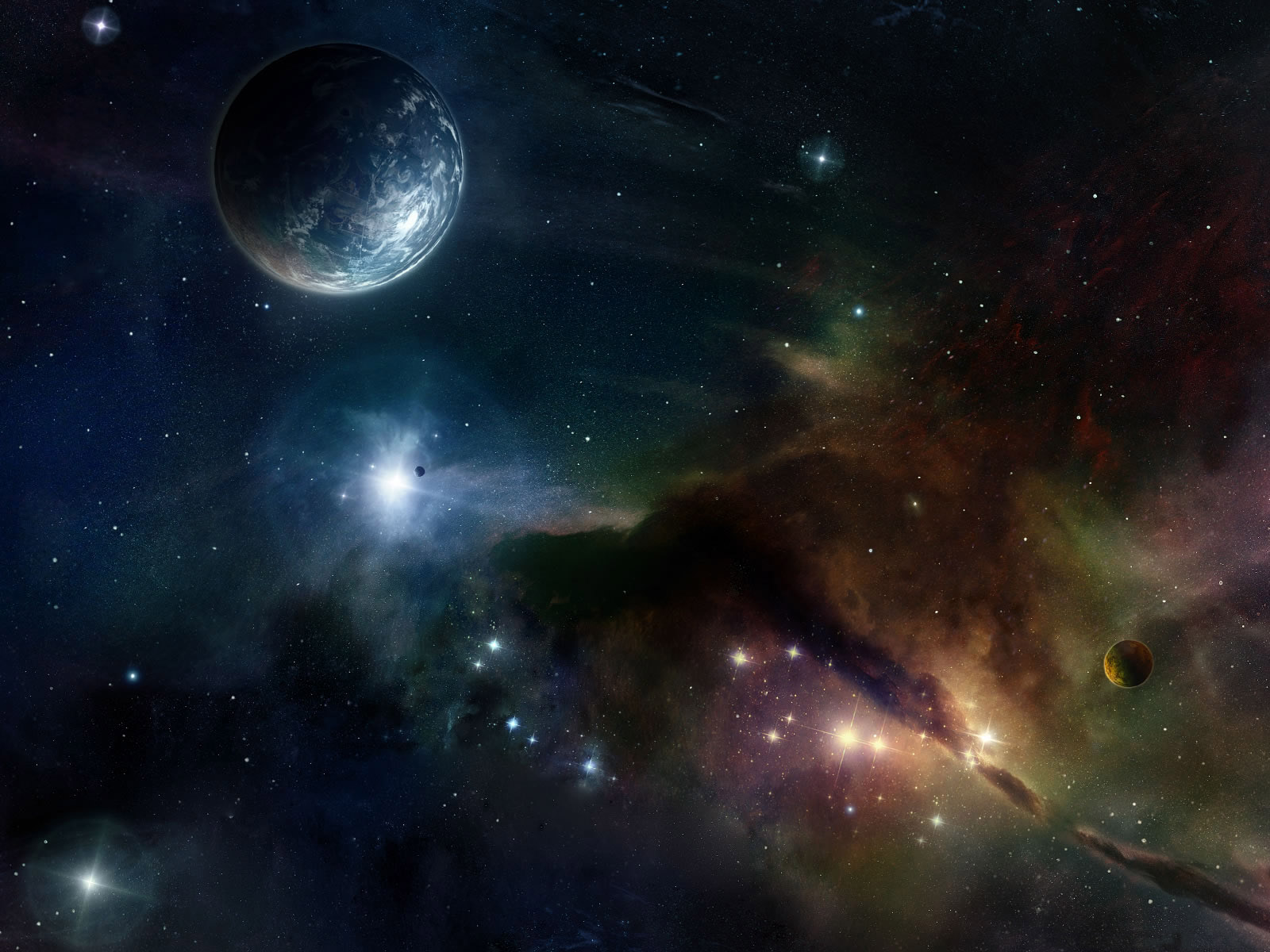 High Quality Space Wallpapers 1600x1200