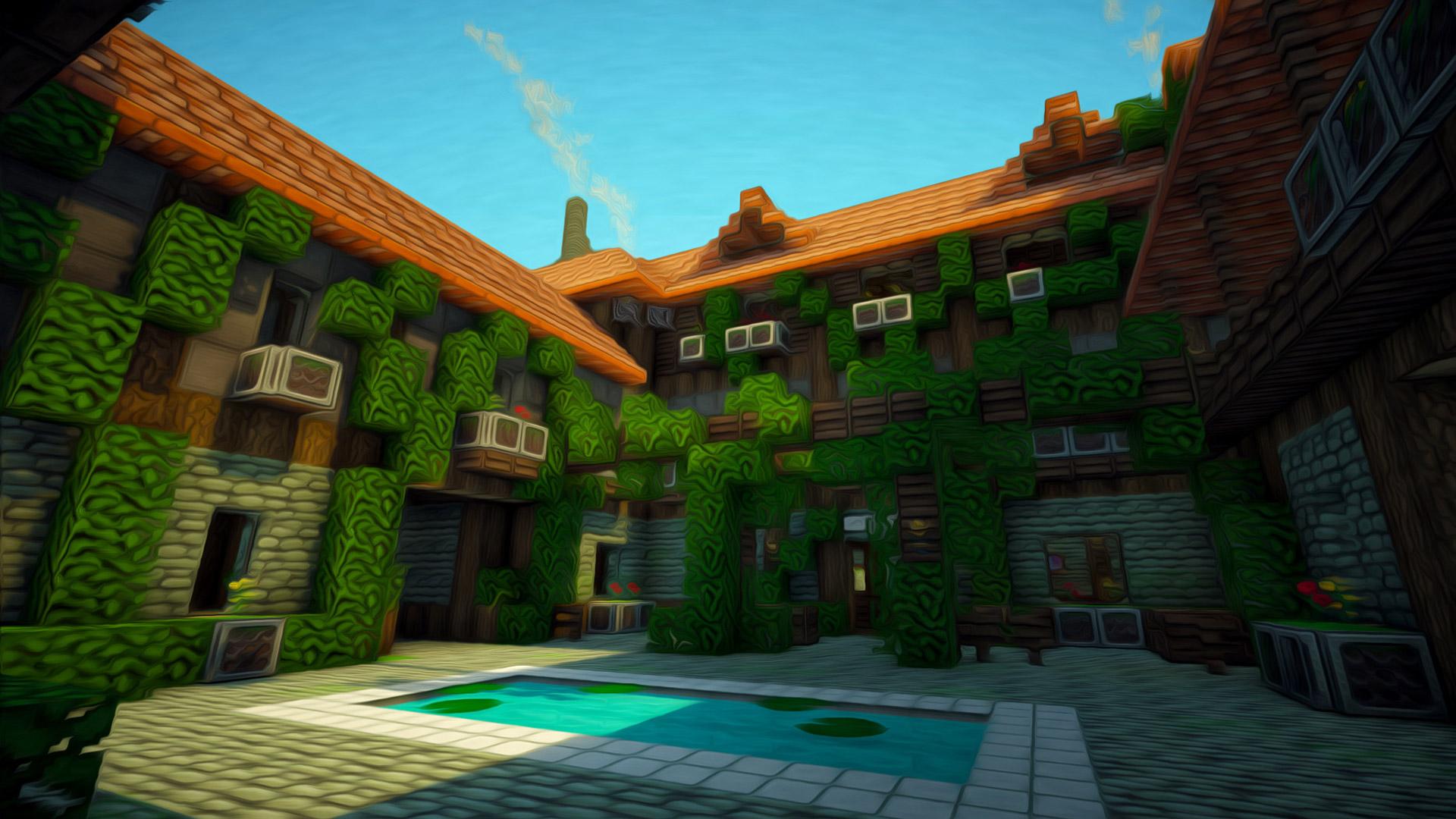 Minecraft Wallpaper 46707 1920x1080px 1920x1080