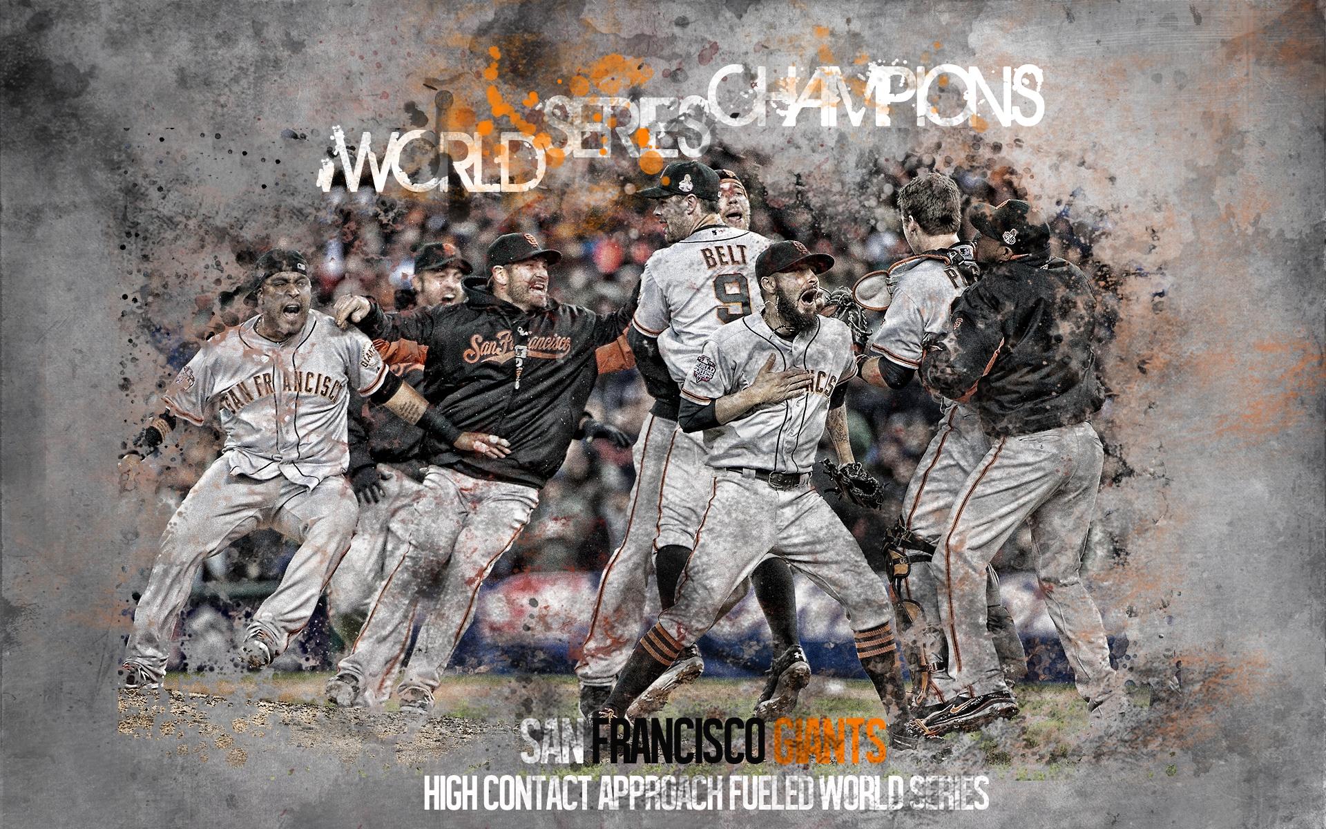 HD San Francisco Giants Backgrounds 1920x1200