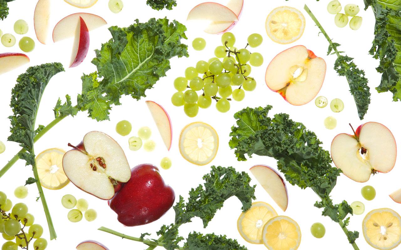 Healthy Food Wallpaper