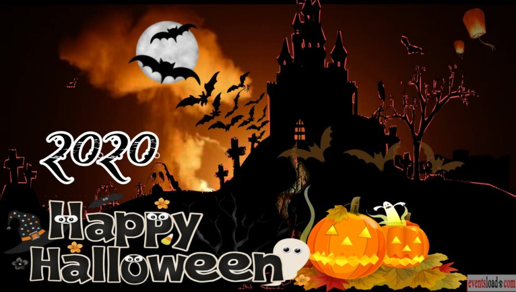 Happy Halloween 2020 Scary Wallpapers Download   Welcome to 1024x579