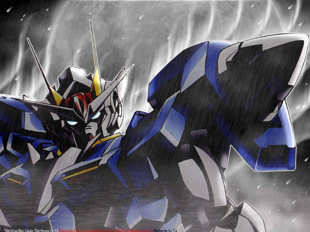 gundam exia twin drive   Gundam 00 Wallpaper 1024x768