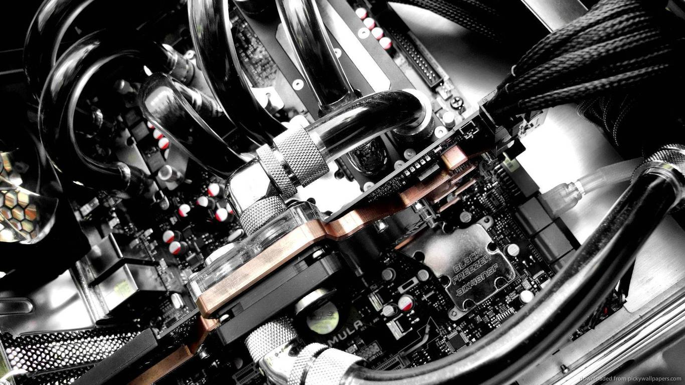 Pin Motherboard Wallpaper Hd cake picture for pinterest and other 1366x768