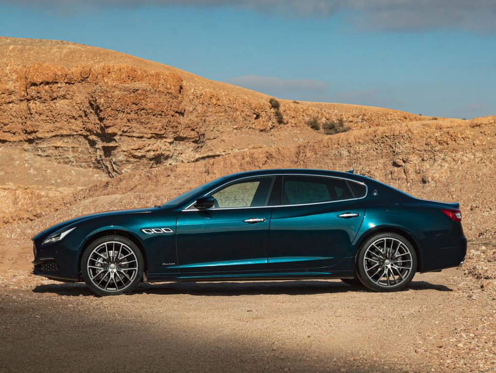 Maserati Quattroporte GranLusso Royale M156 2020 1019x768