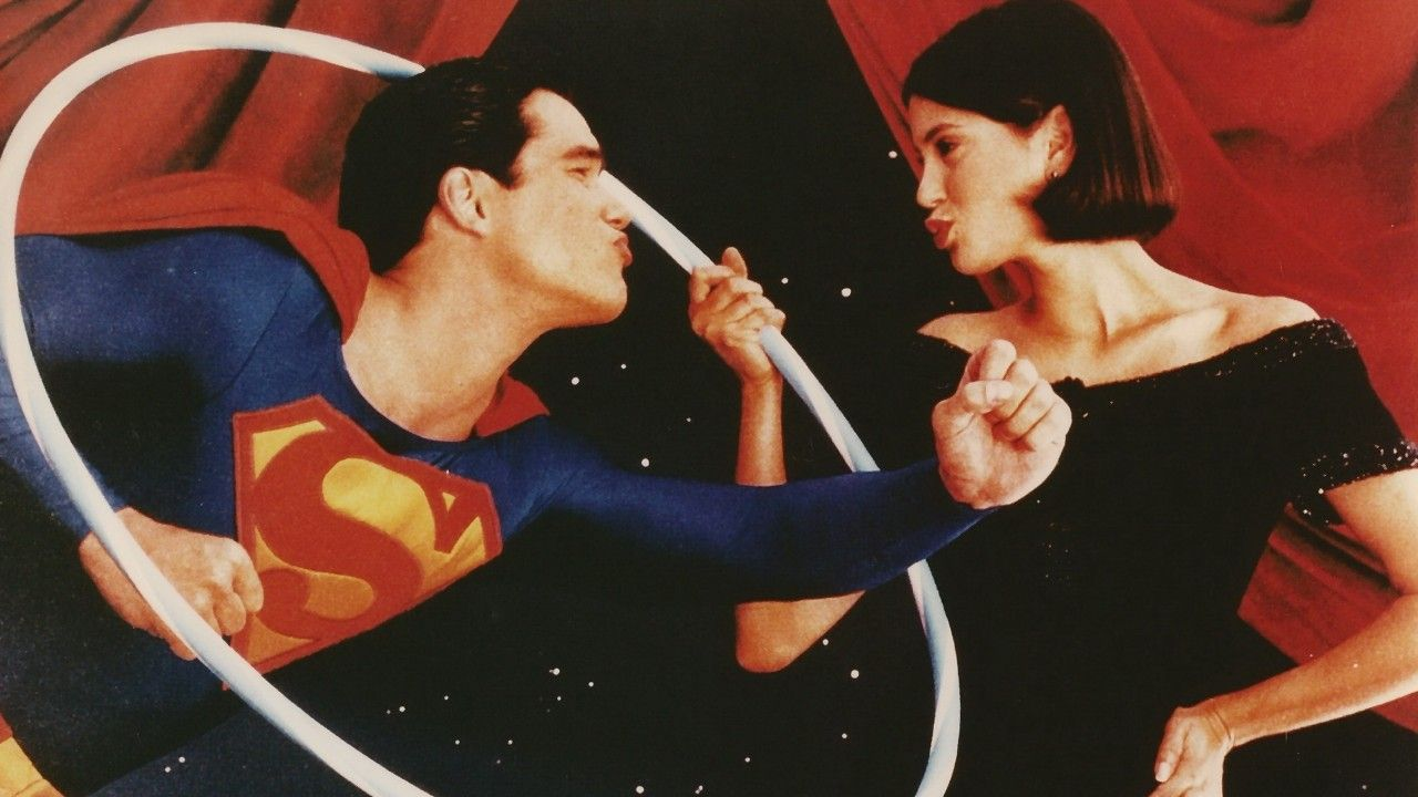 Lois and Clark The New old Adventures of Superman First aired 1280x720