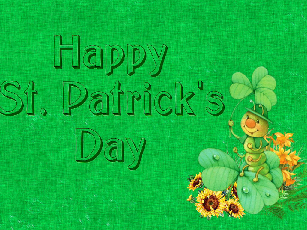 From the desk of Cliptomaniacom St Patricks Day   March 17 1024x768