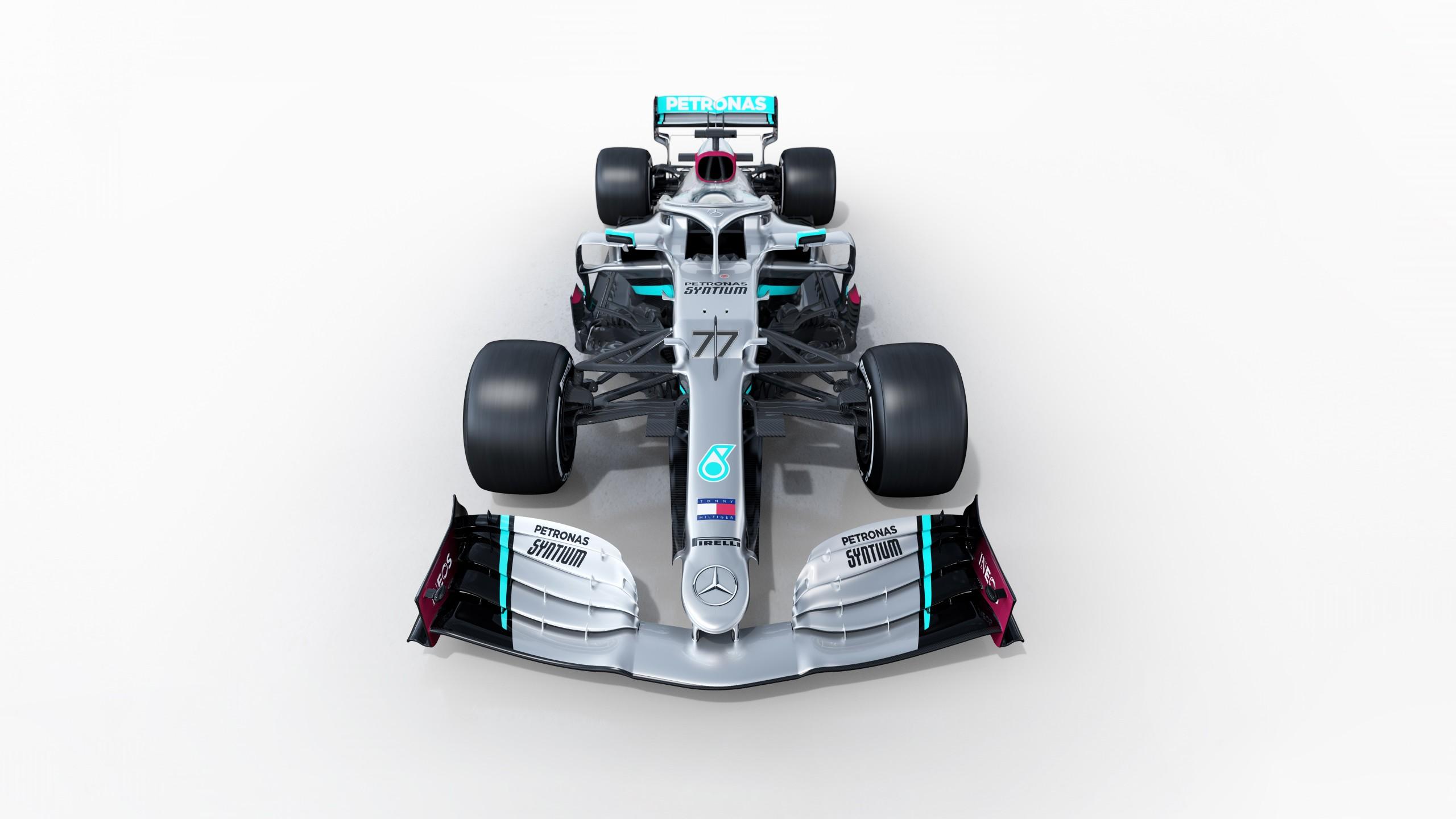 Mercedes AMG F1 W11 EQ Performance 2020 4K 8K Wallpaper HD Car 2560x1440