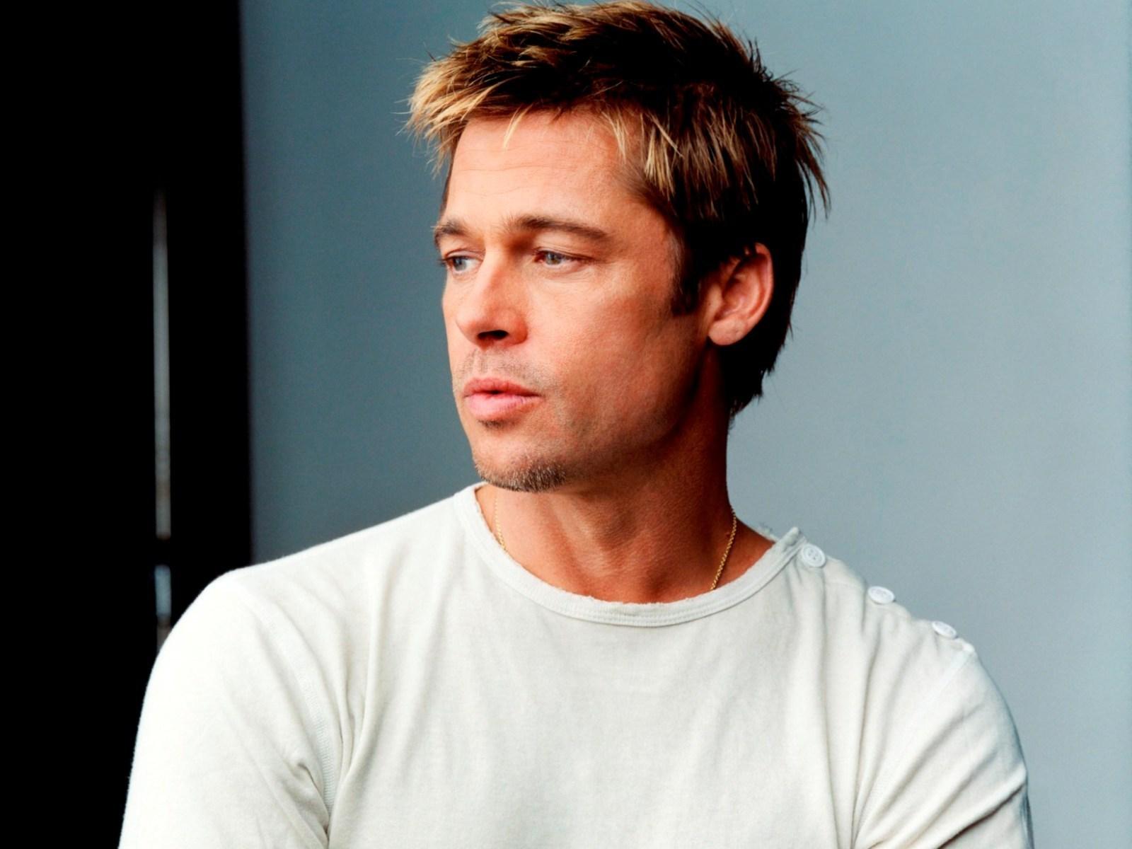 pitt   Brad Pitt Wallpaper 10613848 1600x1200
