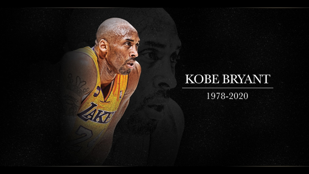 Los Angeles Lakers legend Kobe Bryant dies at 41 in helicopter 1045x588