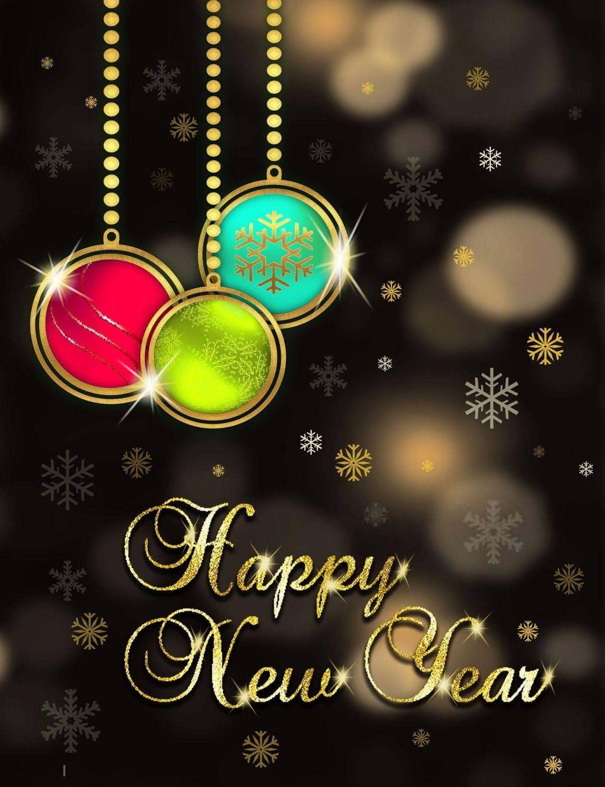 Happy New Year 2020 HD Wallpaper Images Download Happy 1230x1600
