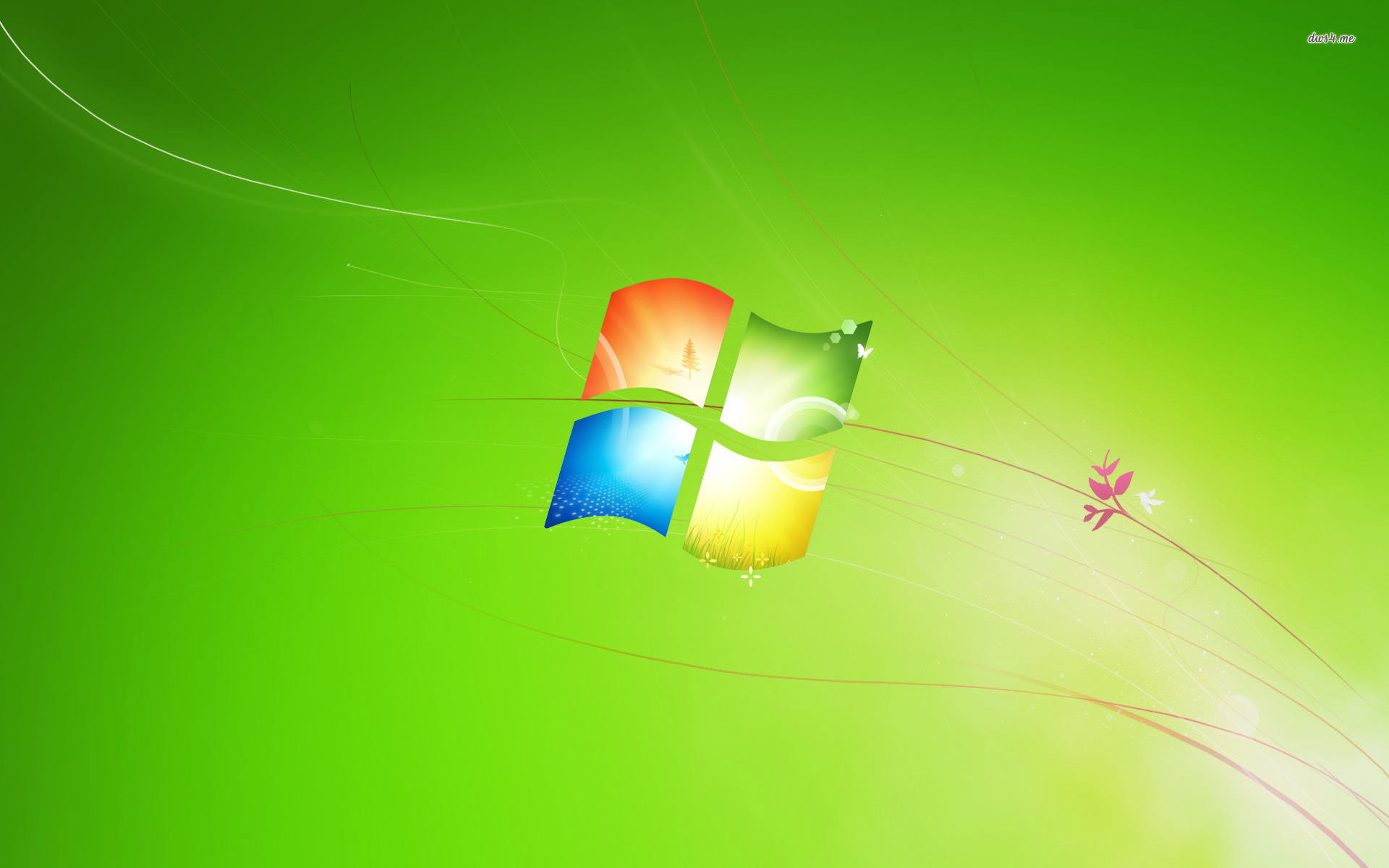 Windows logo wallpaper   Computer wallpapers   7861 1920x1200