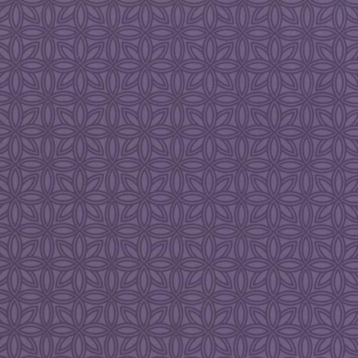 Home DecorLine Decadence Mini Moroccan Geometric Purple 520x520