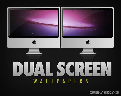 48 Wallpaper Across Two Monitors On Wallpapersafari